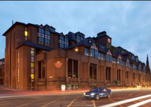 Crownw Plaza Hotel Chester 2015