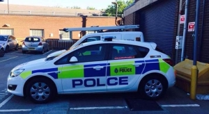 South Yorkshire Police car error