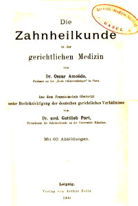 AMOEDO German Trans 1900