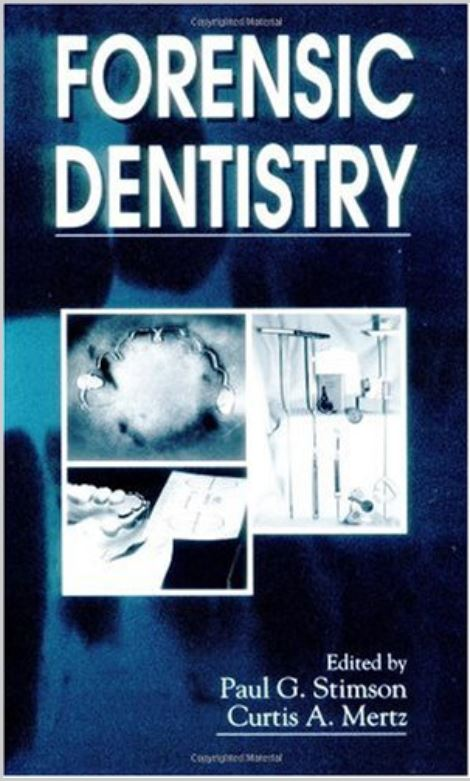 Forensic Dentistry Stimpson