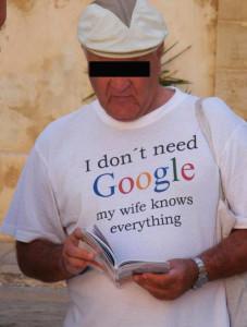 I dont need Google Anon